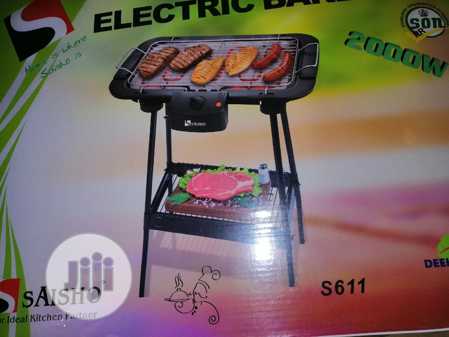 Archive: Saisho Barbecue Grill