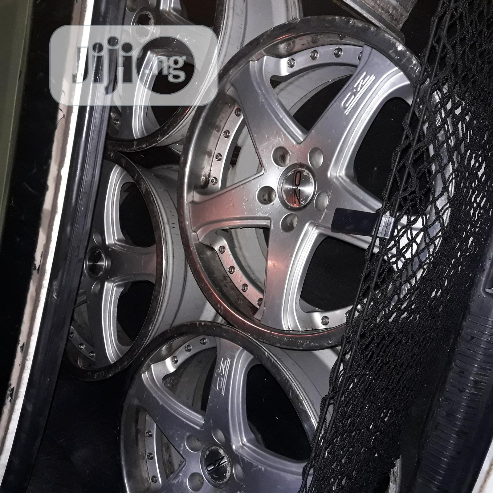 Alloy Wheel 18rim,16rim And 17rim | Vehicle Parts & Accessories for sale in Surulere, Lagos State, Nigeria