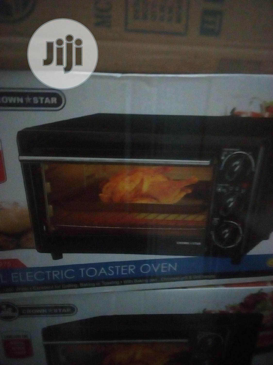 19L Electric Oven