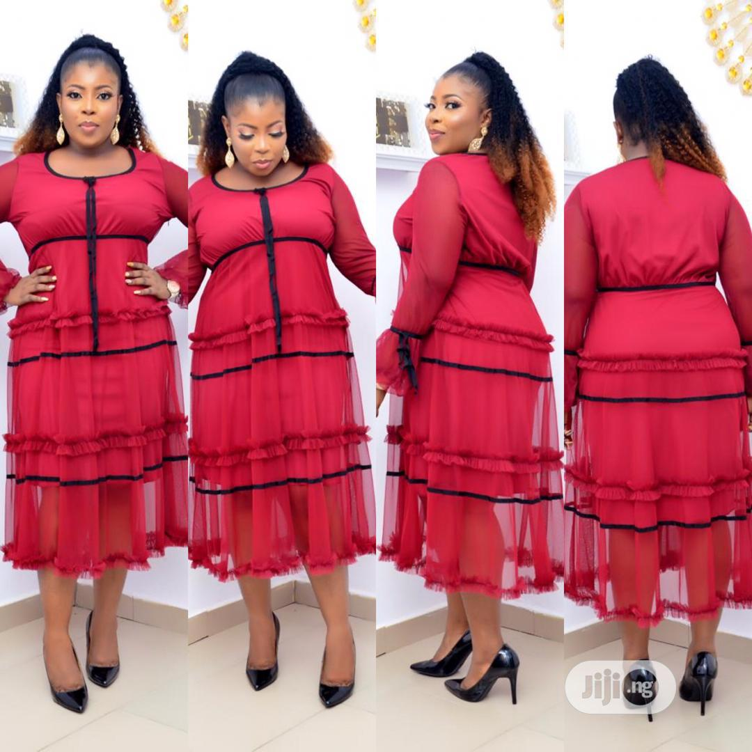 Fashion Dress For Ladies/Women Available In Different Sizes | Clothing for sale in Lagos Island, Lagos State, Nigeria
