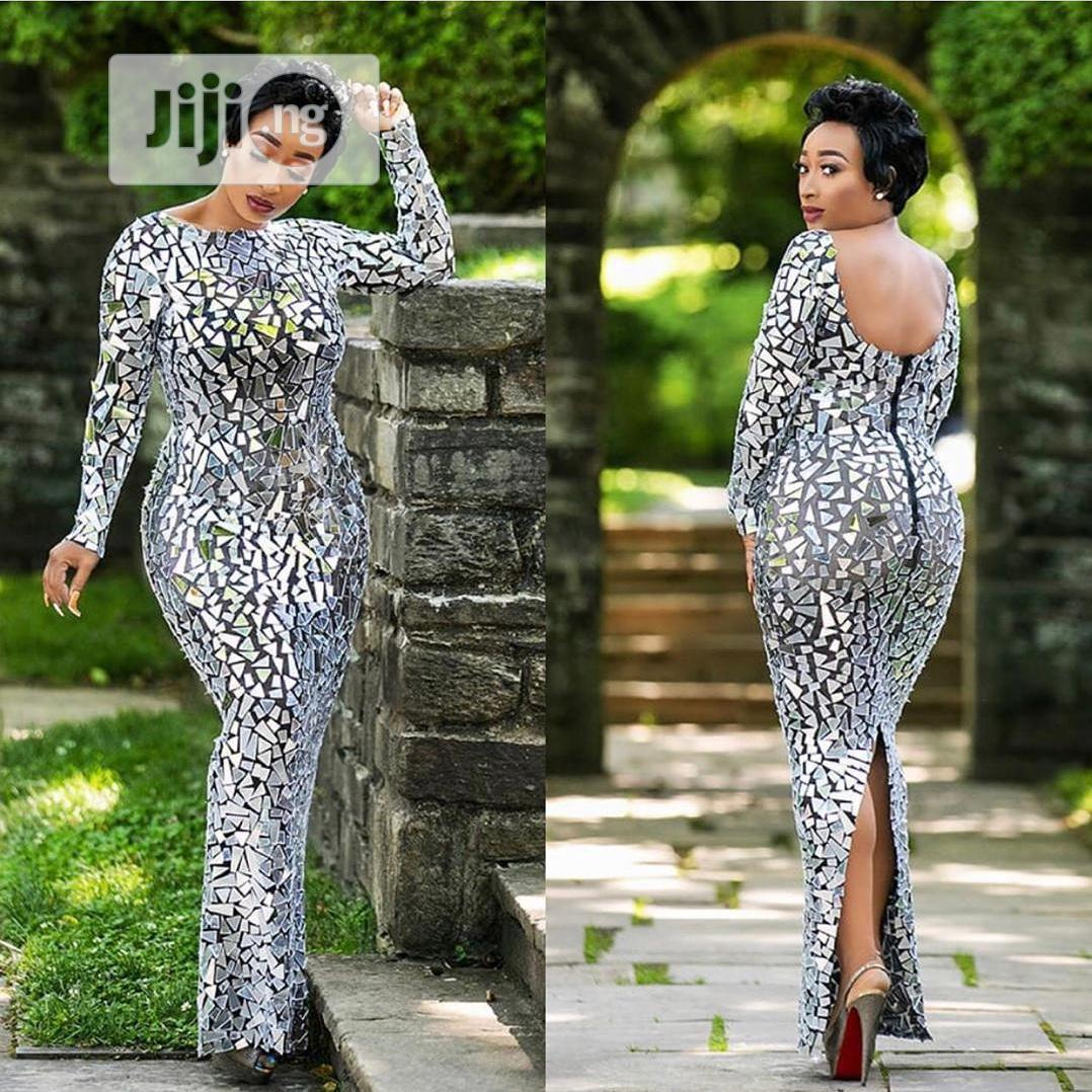 Glass Dress For Ladies/Women Available In Different Colors | Clothing for sale in Lagos Island, Lagos State, Nigeria