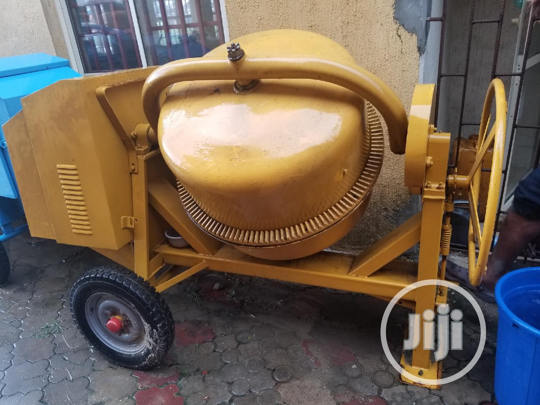 Concrete Mixers   Manufacturing Equipment for sale in Amuwo-Odofin, Lagos State, Nigeria