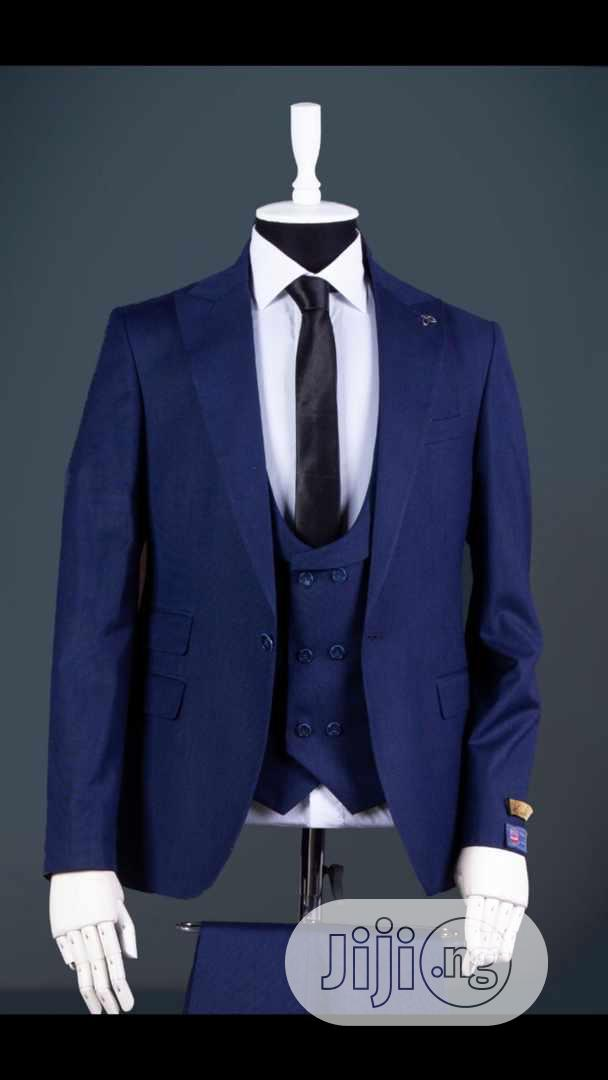 Archive: 3 Piece Suit