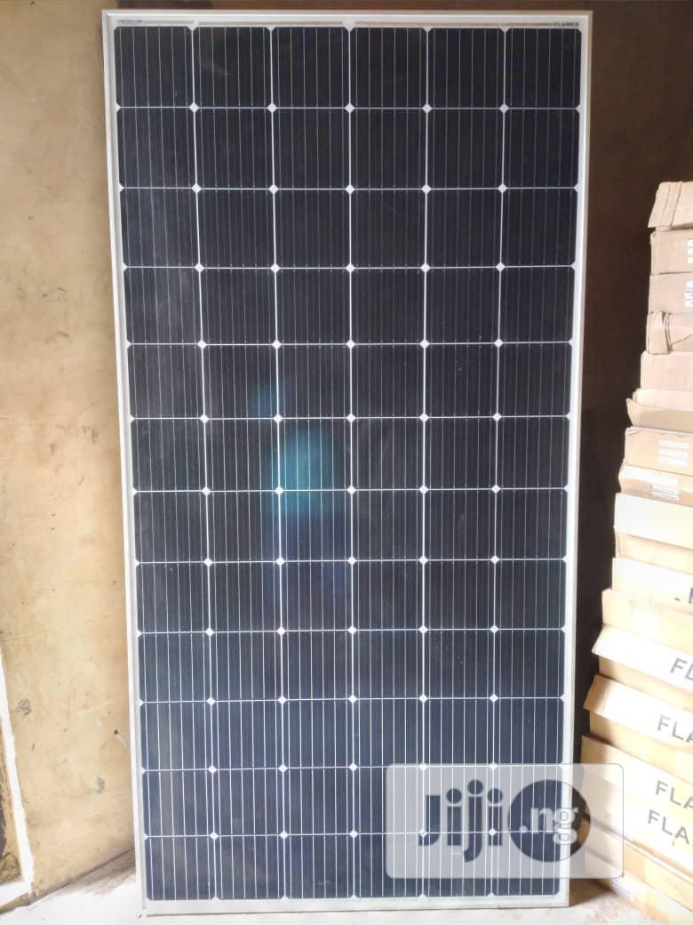 Flames Solar Panel 360w 24V