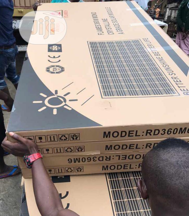 Flames Solar Panel 360w 24V | Solar Energy for sale in Gbagada, Lagos State, Nigeria