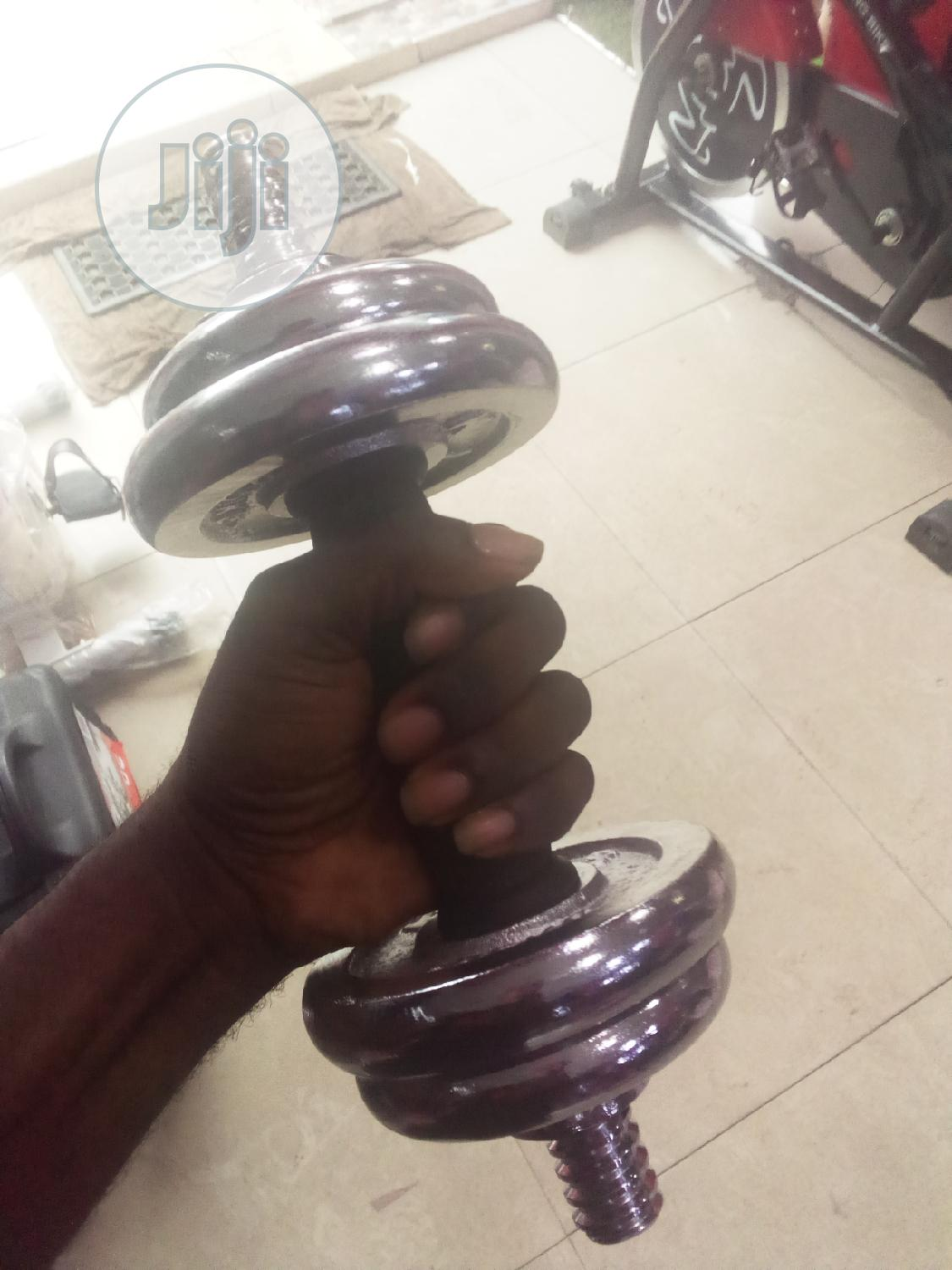5KG Barbell Weight | Sports Equipment for sale in Surulere, Lagos State, Nigeria