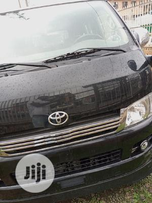 Toyota Hiace 2010 Automatic | Buses & Microbuses for sale in Lagos State, Gbagada