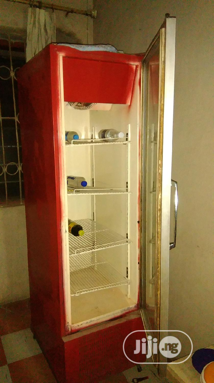 Archive: Showcase Refrigerator For Sale