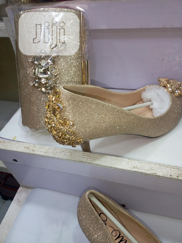 Shoe And Purse
