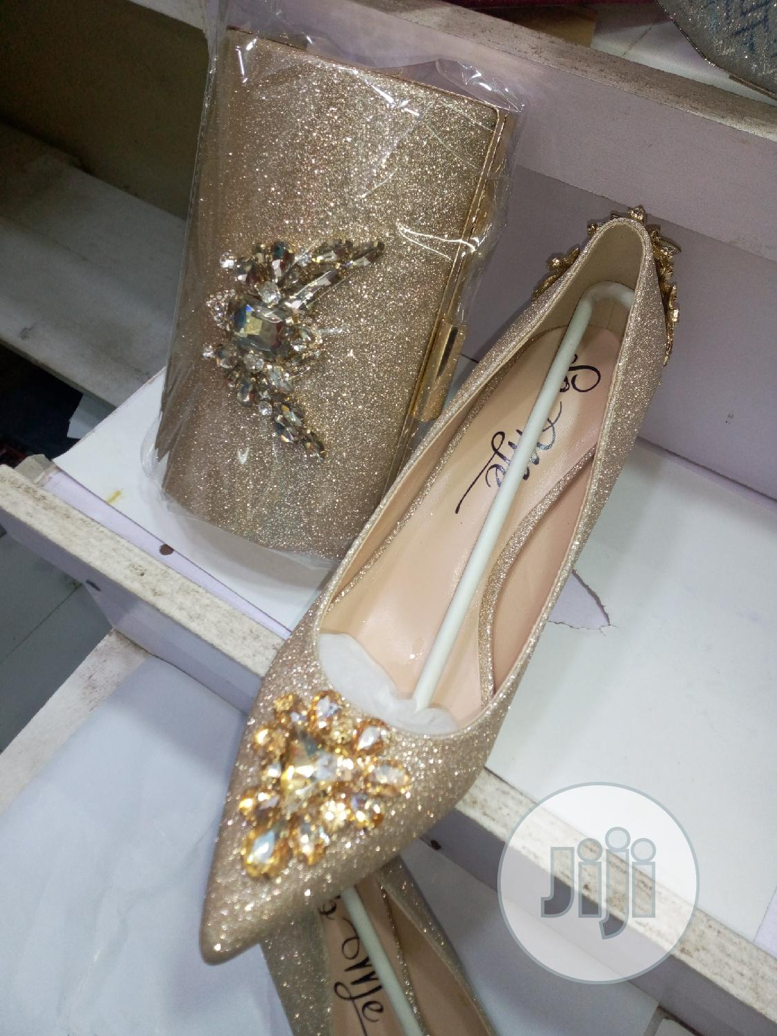 Shoe And Purse | Wedding Wear & Accessories for sale in Yaba, Lagos State, Nigeria