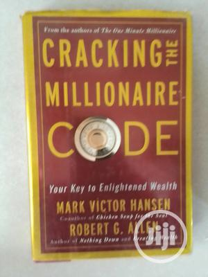 Cracking The Millionaire Code (Fairly-used)
