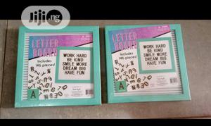 Letter Board   Toys for sale in Lagos State, Surulere