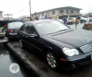 Mercedes-Benz C240 2005 Black | Cars for sale in Lagos State, Gbagada