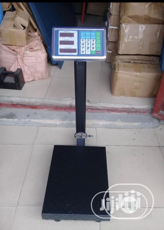 Archive: 100kg Platform Scale