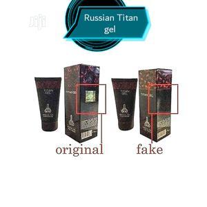 Man Enlargement Cream Titan Gel | Sexual Wellness for sale in Lagos State, Agege
