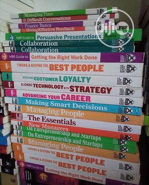 Havard Business Reviews Book Series