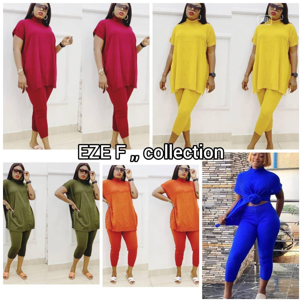 Quality Female Free Top And Trouser
