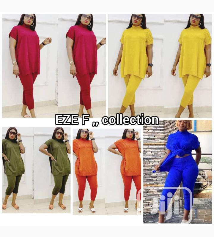 Quality Female Free Top And Trouser   Clothing for sale in Ikeja, Lagos State, Nigeria