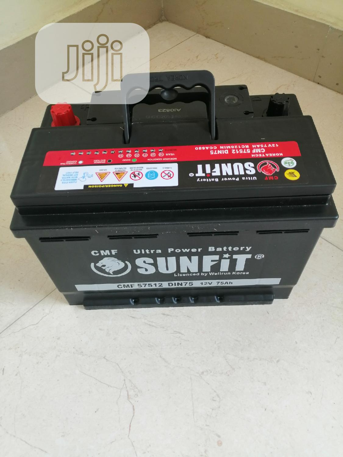 Auto Batteries | Vehicle Parts & Accessories for sale in Ojo, Lagos State, Nigeria