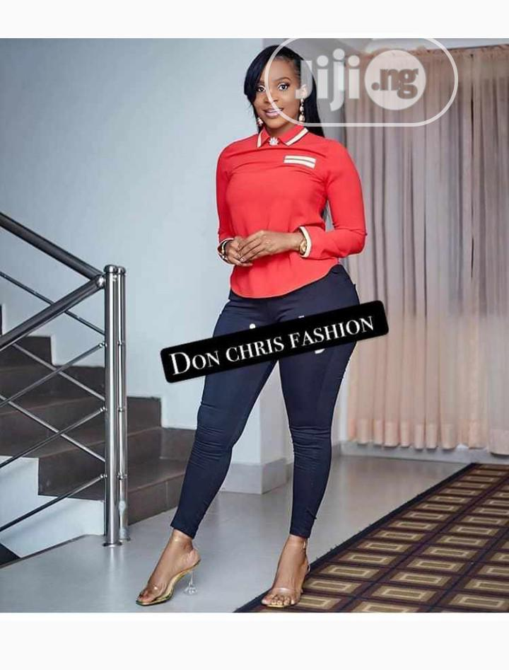 New Quality Female Corporate Top And Trouser   Clothing for sale in Ikeja, Lagos State, Nigeria