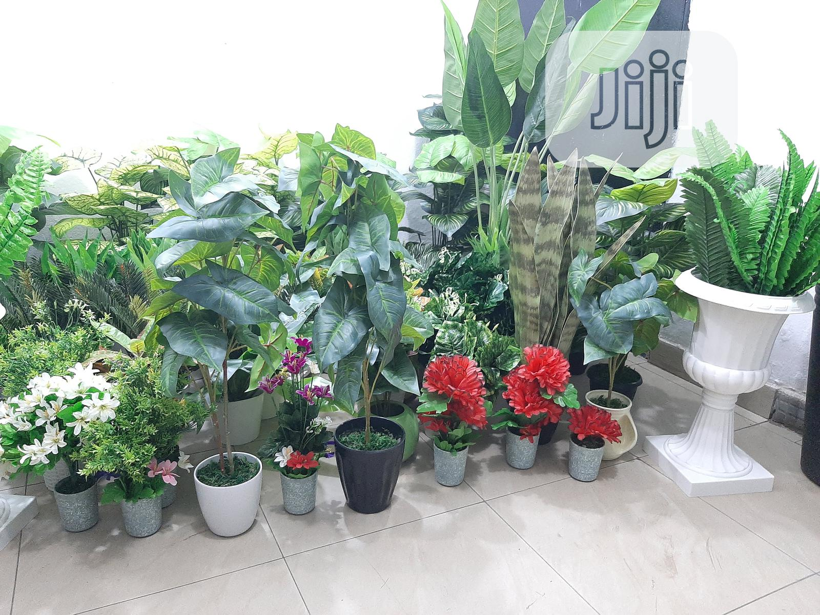 Outdoor Real Touch Artificial Plants Decorations