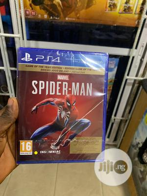 Ps4 Spider Man | Video Games for sale in Lagos State, Ikeja