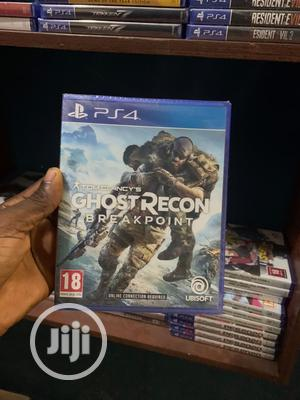 Ps4 Ghost- Recon Break Point | Video Games for sale in Lagos State, Ikeja