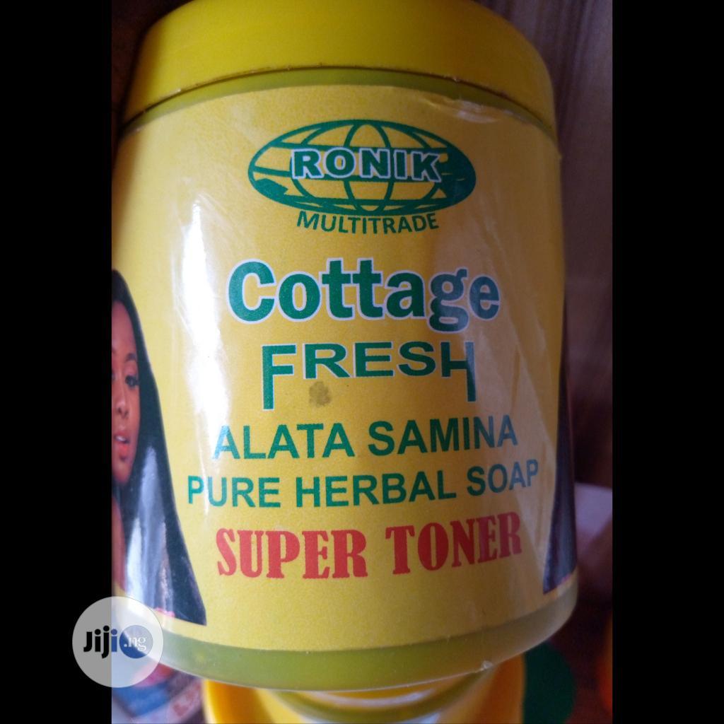 Archive: Cottage Fresh Alata Samina Pure Herbal Skin Toner Soap