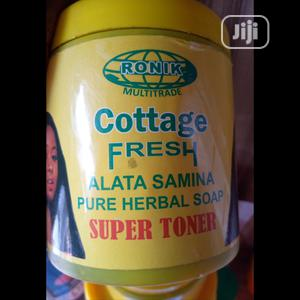 Cottage Fresh Alata Samina Pure Herbal Skin Toner Soap
