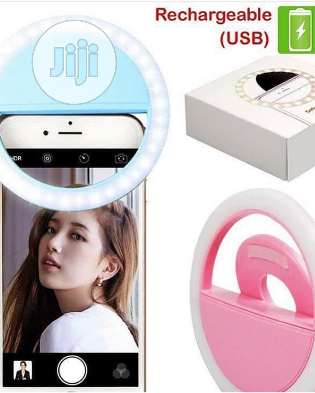 Phone Selfie Ring Light | Accessories & Supplies for Electronics for sale in Amuwo-Odofin, Lagos State, Nigeria