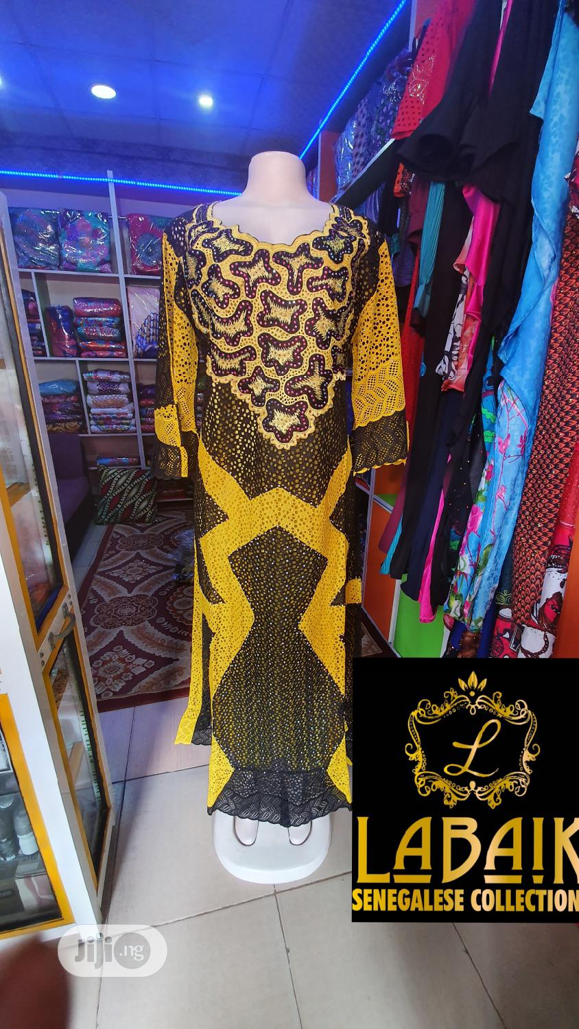 Beautiful Senegalese Gown Available | Clothing for sale in Dutse-Alhaji, Abuja (FCT) State, Nigeria