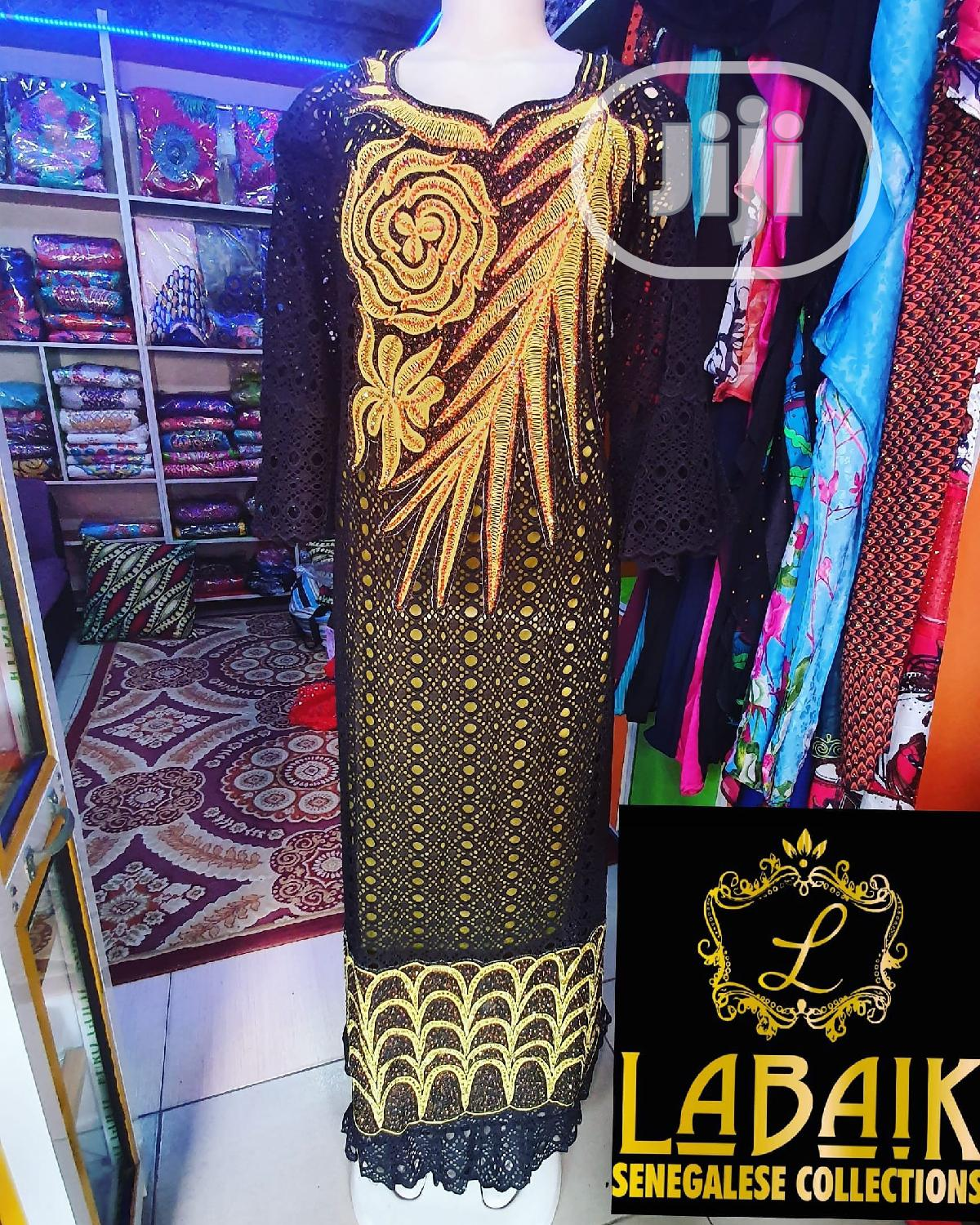 Beautiful Senegalese Gown Available