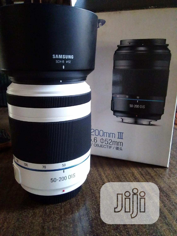Samsung 50-200mm Ill F4-5.6 Lens