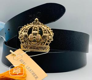 Dolce&Gabbana (D&G) Leather Belt For Men's | Clothing Accessories for sale in Lagos State, Lagos Island (Eko)