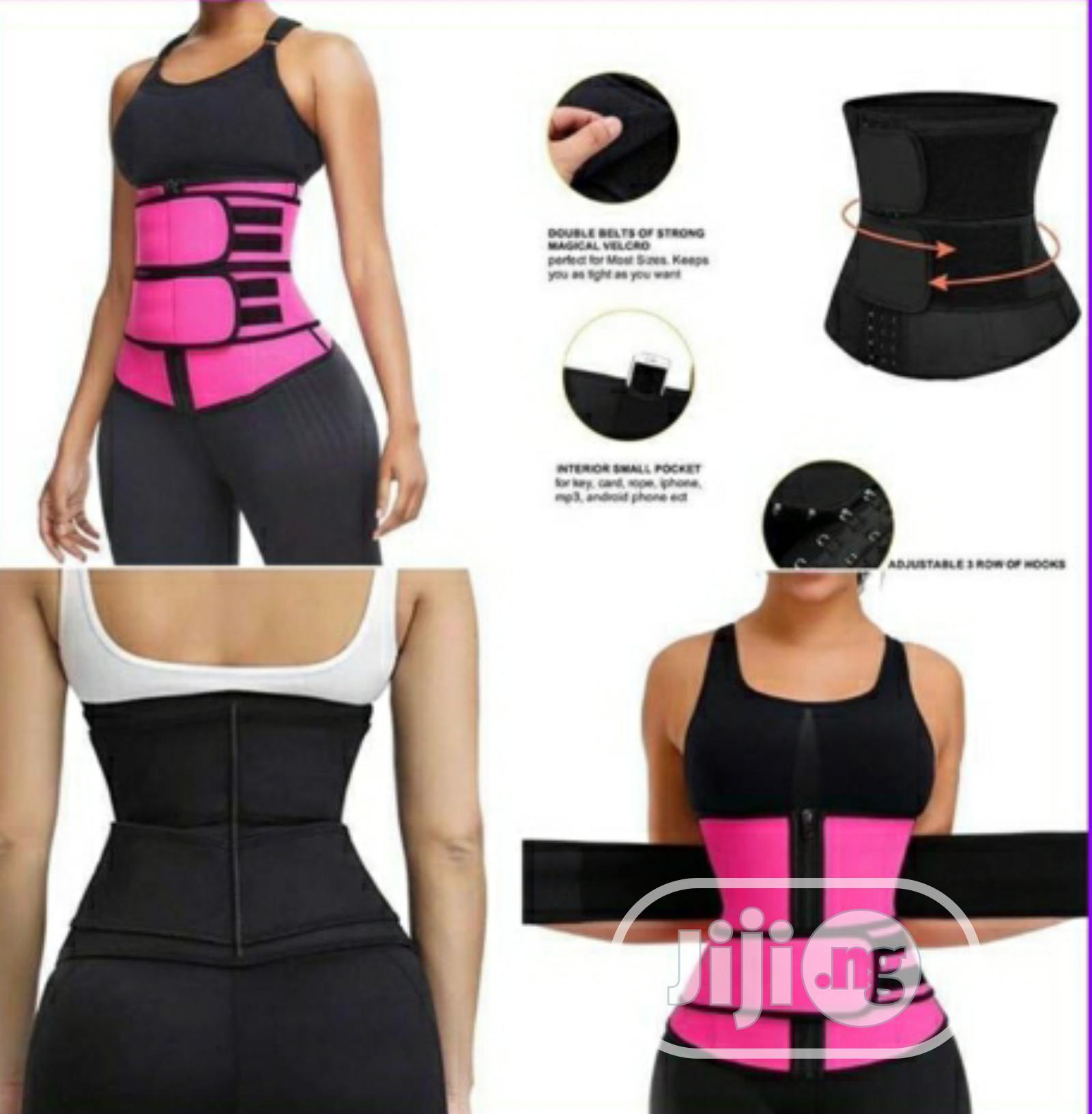 Archive: Double Suana Effect Fitness Belt