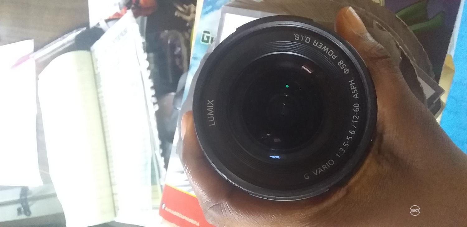 Lumix 12-60mm Lens | Accessories & Supplies for Electronics for sale in Alimosho, Lagos State, Nigeria