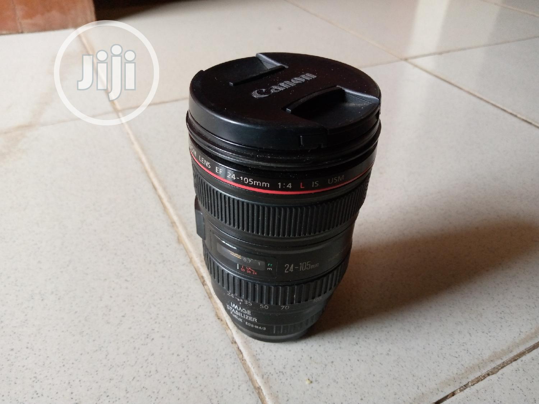 Archive: Canon Lens 24:105
