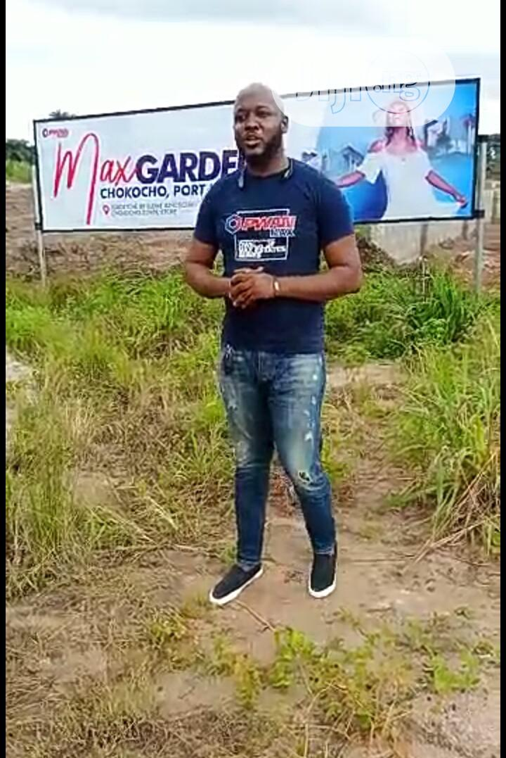 Estate Land Available in a Built Up Area, at Port Harcourt. | Land & Plots For Sale for sale in Port-Harcourt, Rivers State, Nigeria