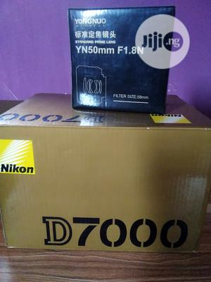 Nikon D7000 Body Only   Photo & Video Cameras for sale in Lagos State, Alimosho