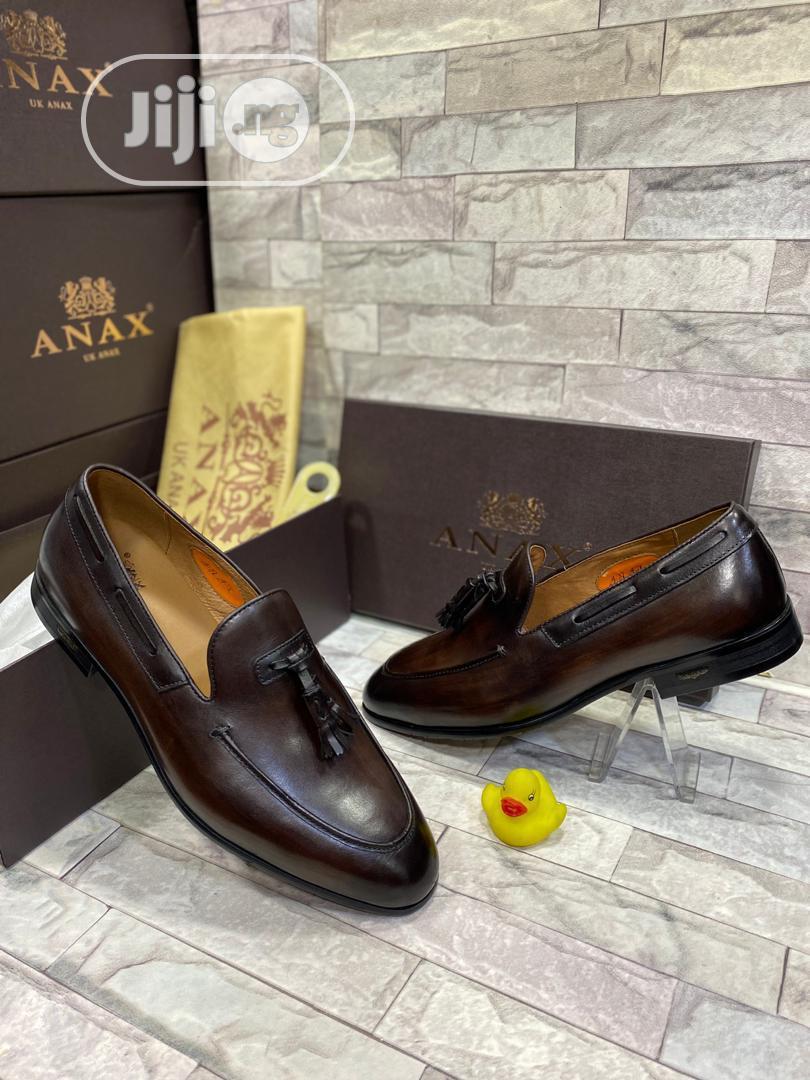Italian Classic Men's Shoes