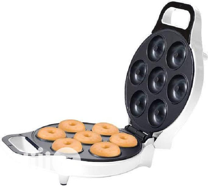 Archive: Donut Maker
