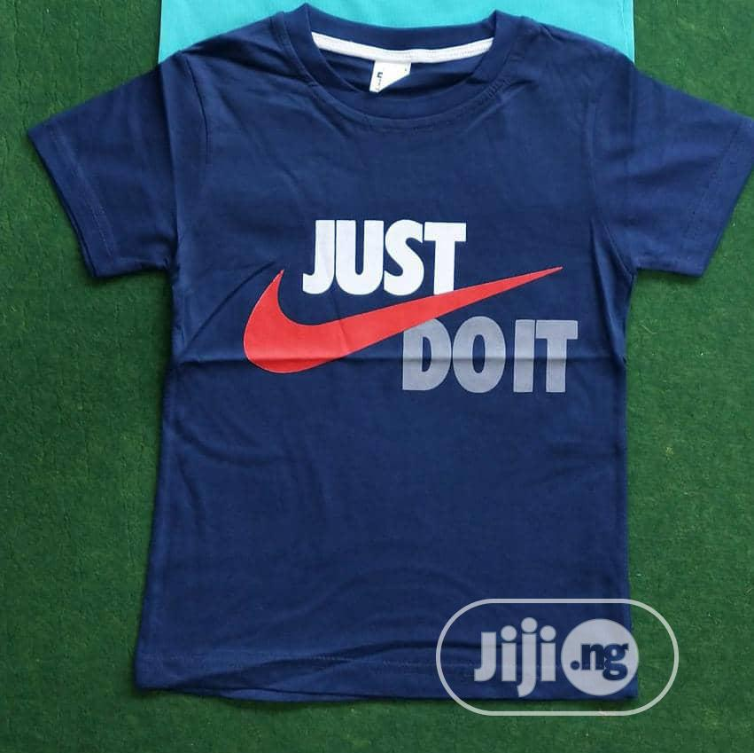 Quality Kids T-Shirts (5 to 8yrs) (Wholesale and Retail ) | Children's Clothing for sale in Ikeja, Lagos State, Nigeria