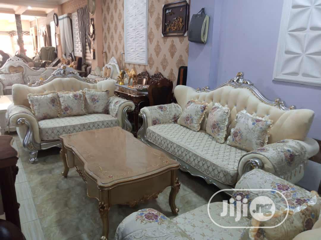 Trendy Royal Sofa | Furniture for sale in Ojo, Lagos State, Nigeria
