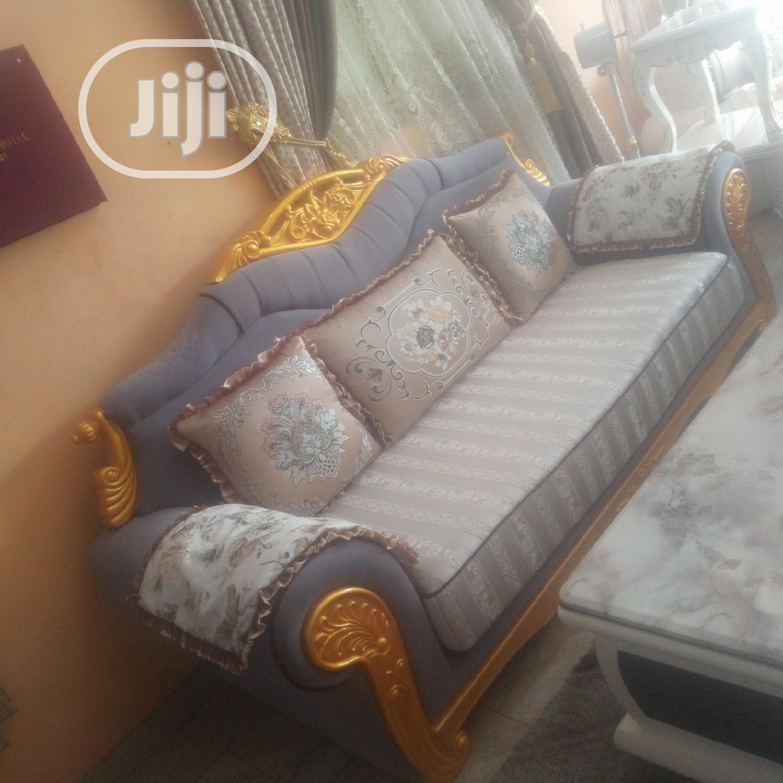 Quality Royal Sofa | Furniture for sale in Ojo, Lagos State, Nigeria
