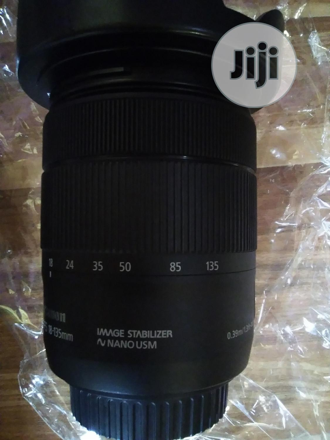 Canon 18-135mm NANO USM Lens | Accessories & Supplies for Electronics for sale in Alimosho, Lagos State, Nigeria
