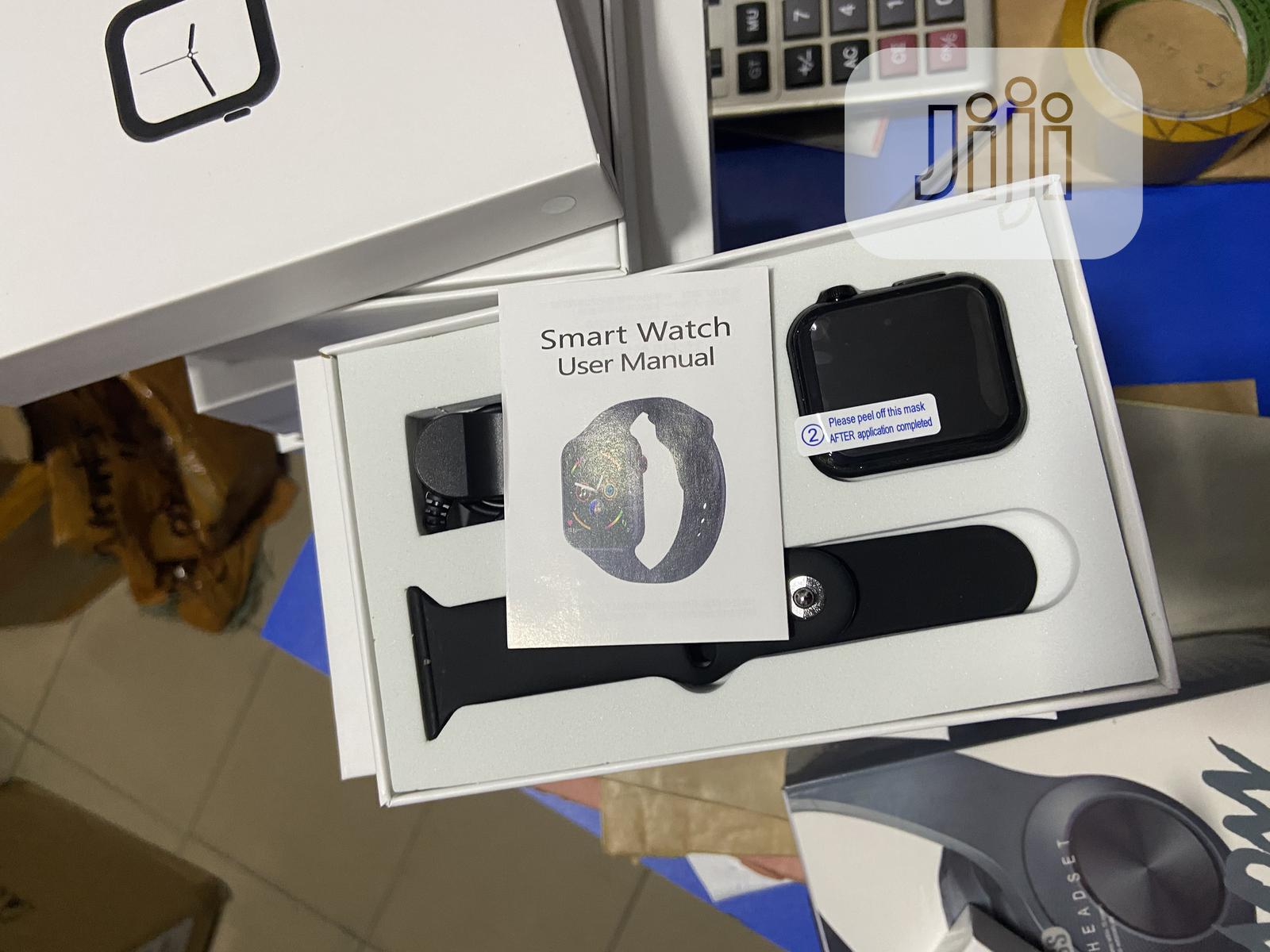 F10 Smart Wrist Watch | Smart Watches & Trackers for sale in Ikeja, Lagos State, Nigeria