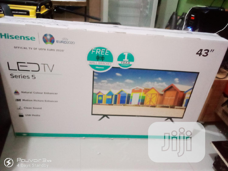 Hisense HD LED TV 43 inchs