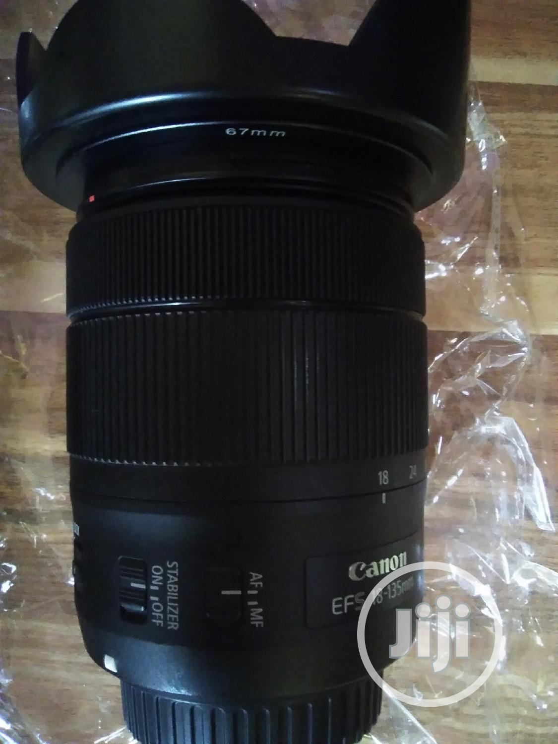 Archive: 18 - 135mm IS USM Canon Lens New Generation