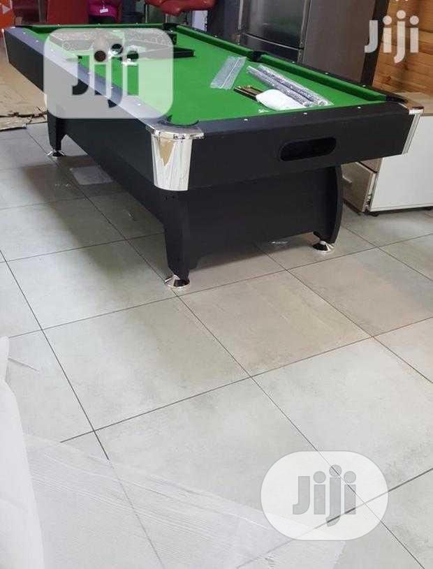 8ft Snooker Table | Sports Equipment for sale in Ikeja, Lagos State, Nigeria