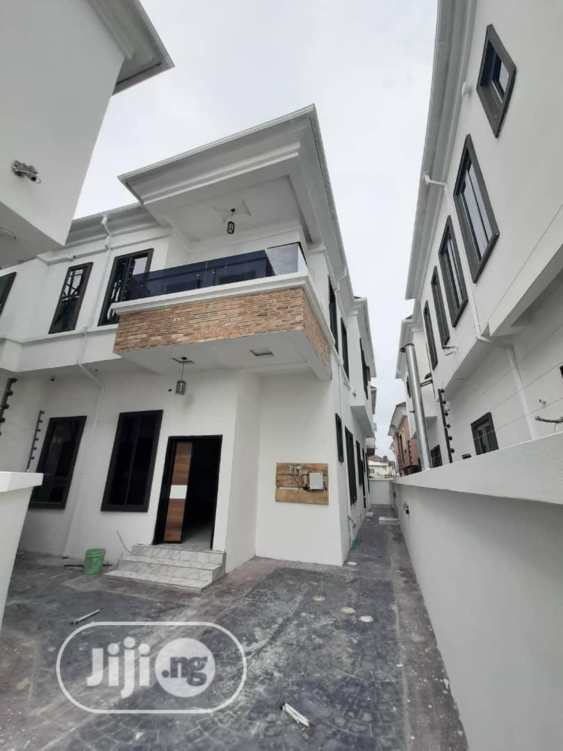 5 Bedroom Detached Duplex At Ikota Lekki Lagos For Sale